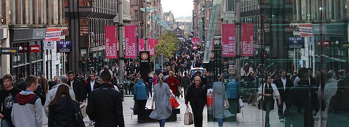 Region Glasgow