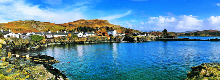 Region Isle of Seil
