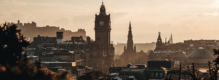 Region Edinburgh