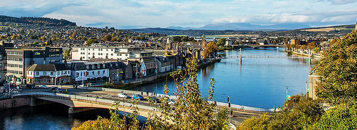 Region Inverness