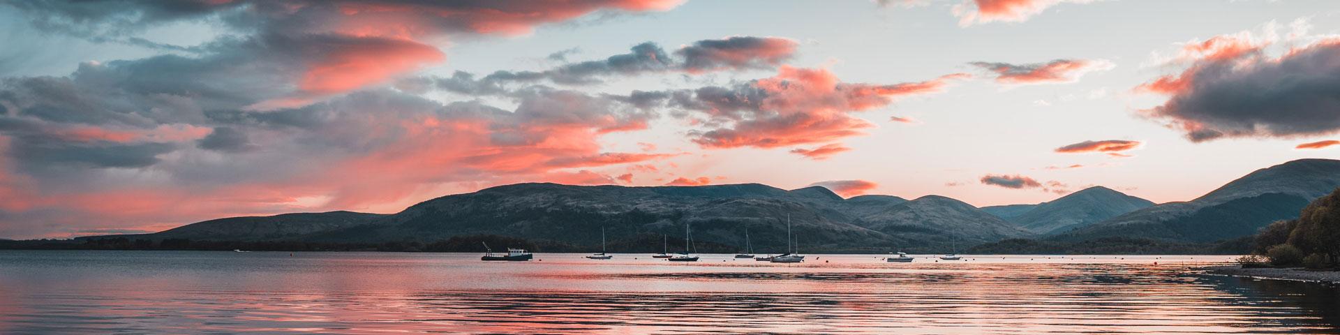 West Highland Way, West Highlands