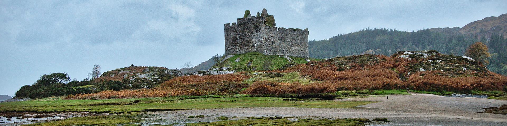 Castle Tioram, Lochaber