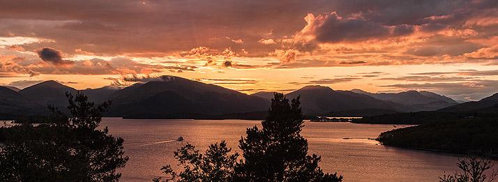 Region Loch Lomond