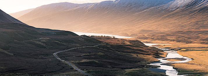 Region Pitlochry