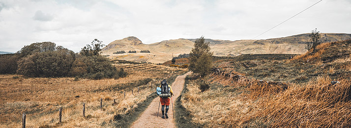 Region West Highland Way
