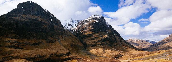 Region Highland Perthshire