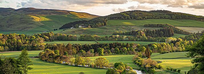 Region Scottish Borders
