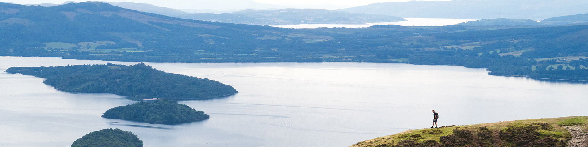 Conic Hill, The Trossachs National Park