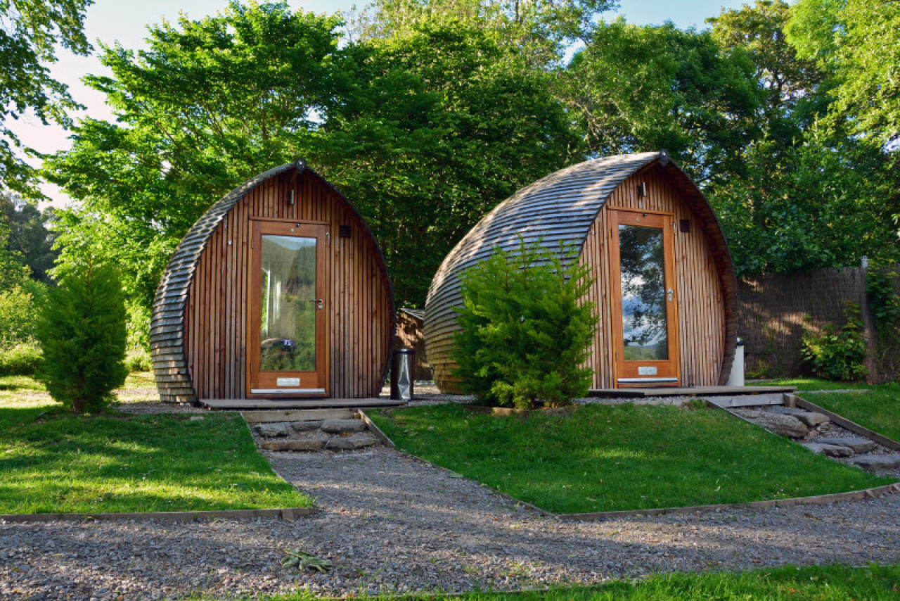 Family Glamping unit