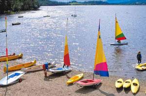 Activity Loch Insh Watersports