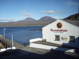 Activity Bunnahabhain Distillery