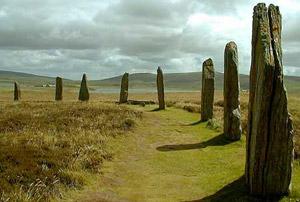 Activity Ring of Brogdar Stone Circle and Henge