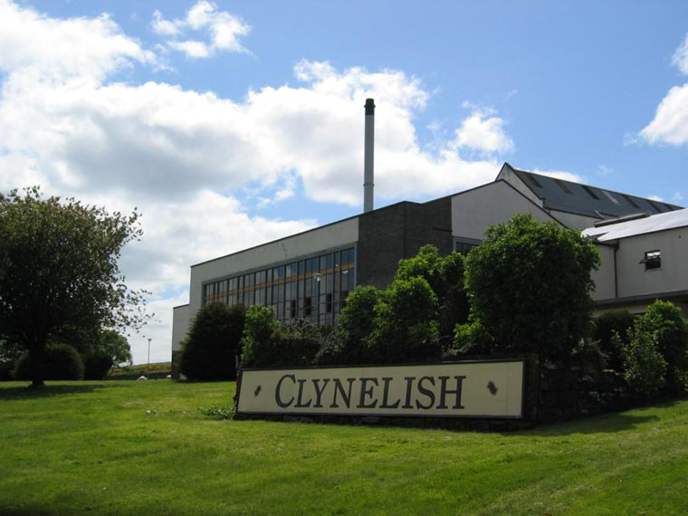 Activity Clynelish Distillery