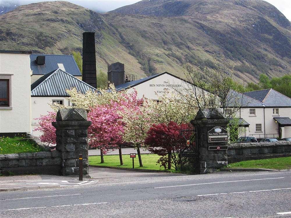 Activity Ben Nevis Distillery
