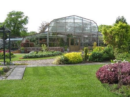 Activity Inverness Botanic Garden