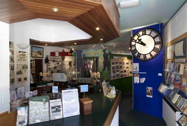 Activity Dornoch History links Museum