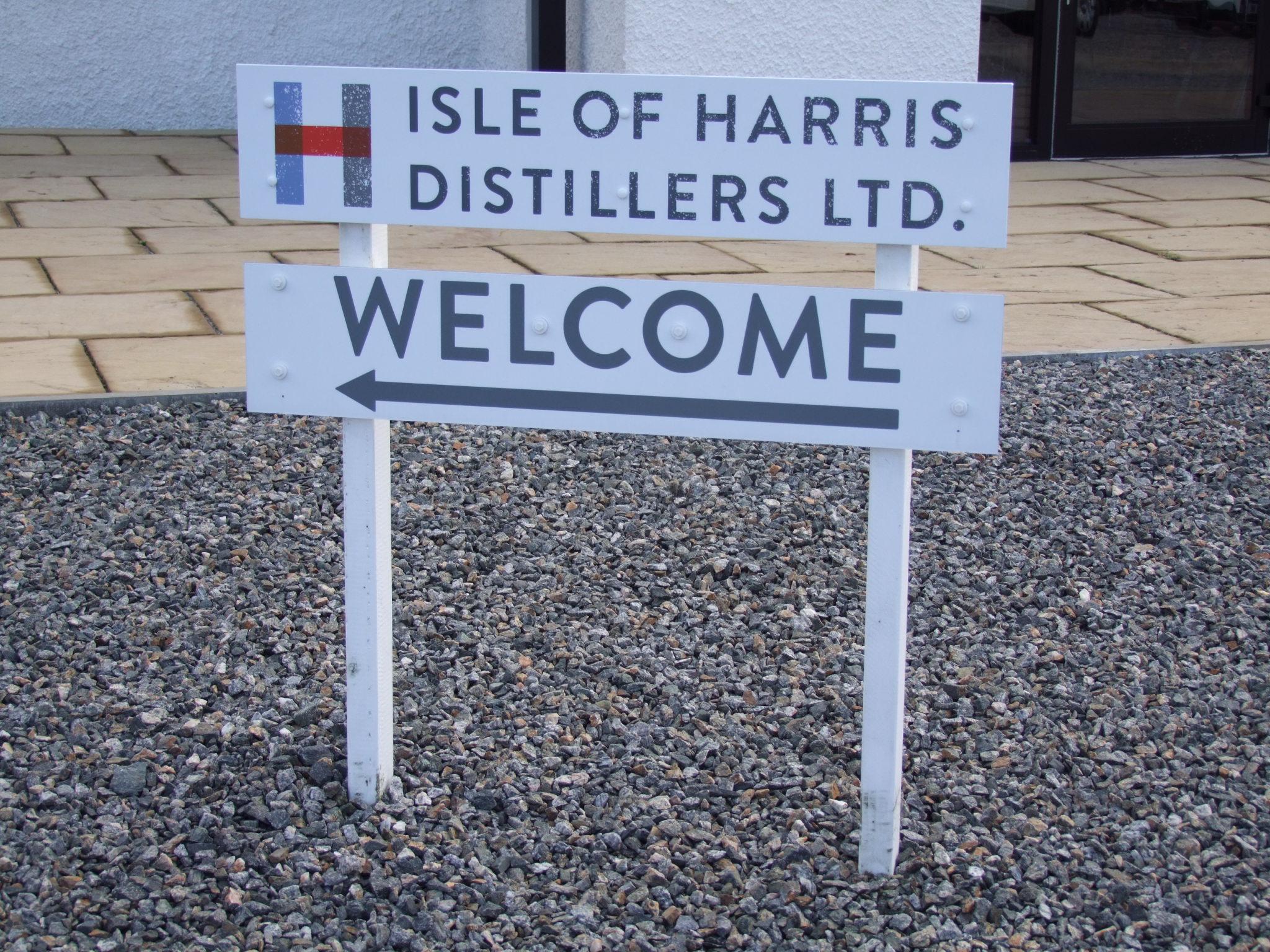 Activity Isle of Harris Distillery