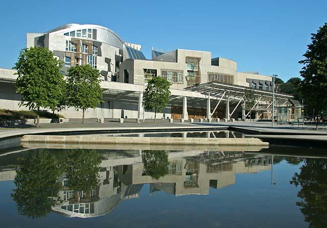 Activity Scottish Parliament