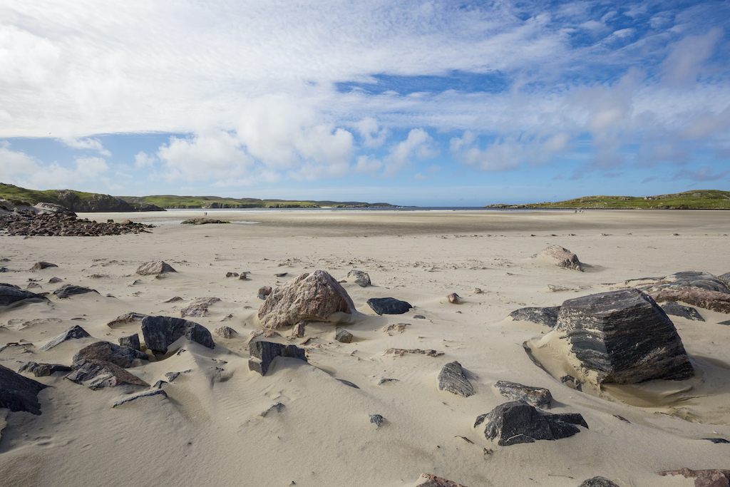 Things to do Uig Sands