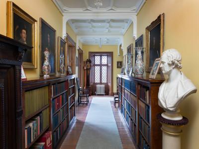 Stay At Abbotsford, Hope Scott Wing Corridor
