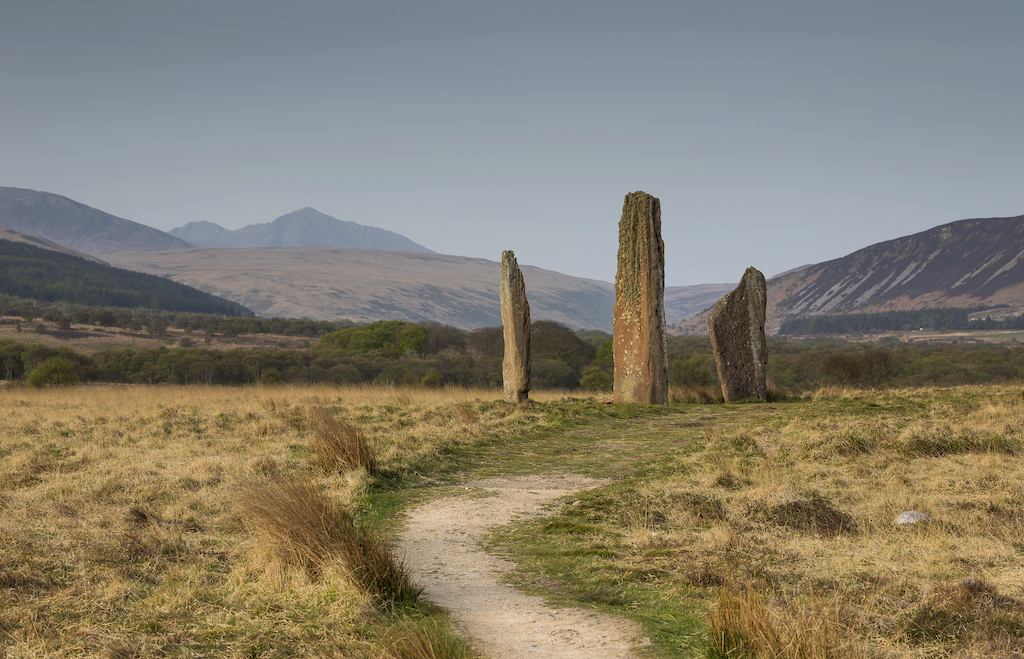Things to do Machrie Moor Stone Circles