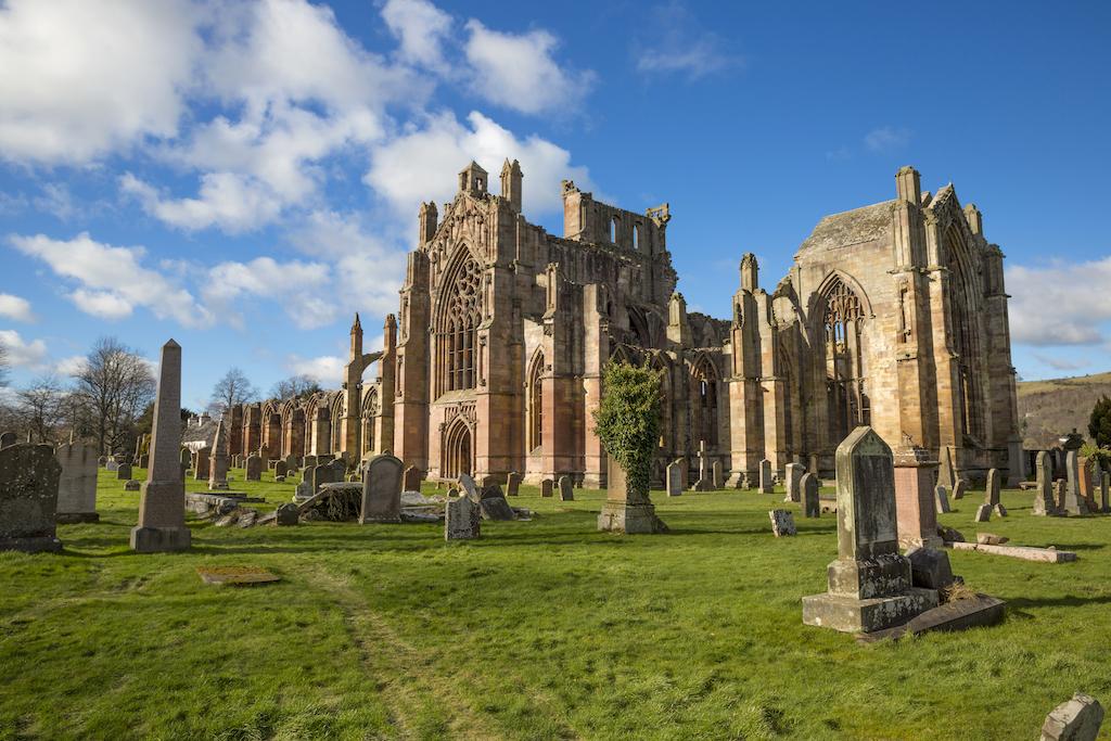 Activity Melrose Abbey