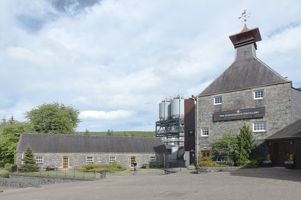 Activity The Glenfiddich Distillery