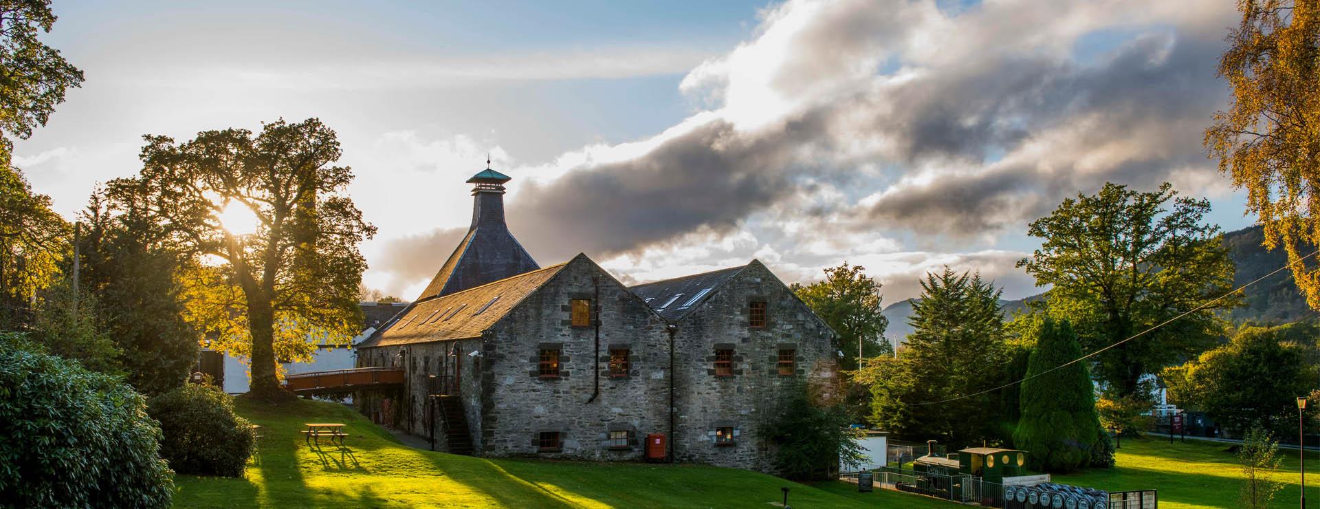 Activity Dewars Aberfeldy Distillery
