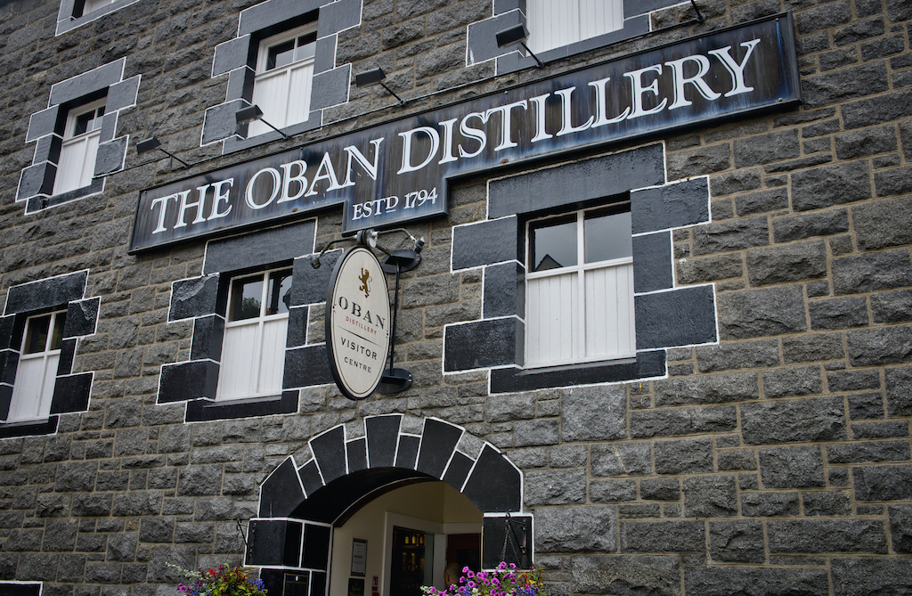 Activity Oban Distillery