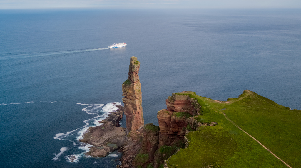Activity Old Man of Hoy and RSPB Reserve