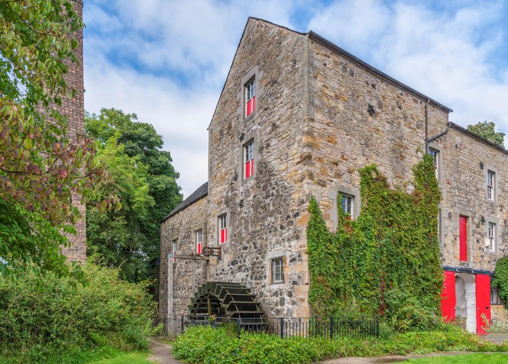 Activity Dalgarven Mill