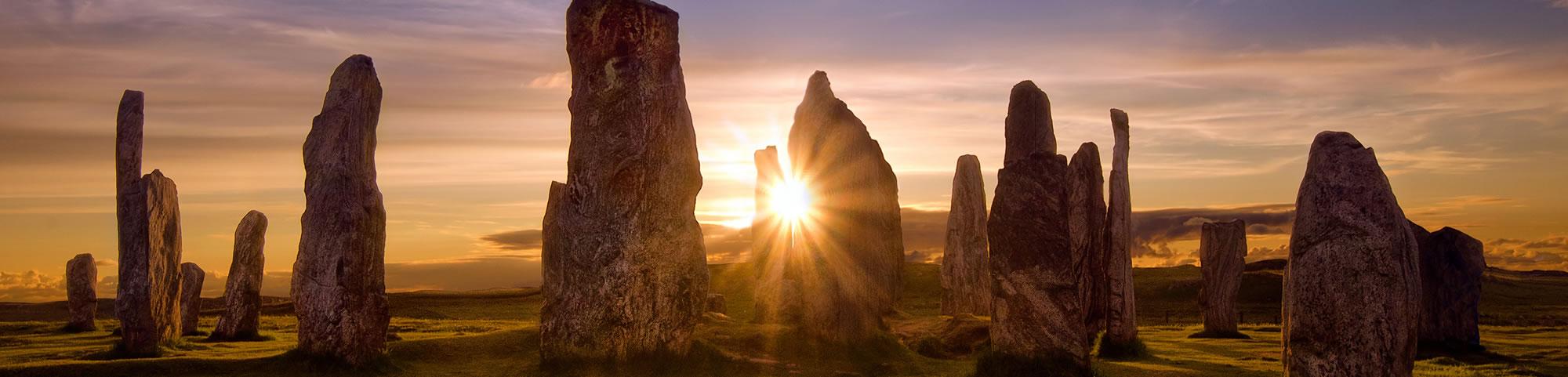Callanish stone circle, Outer Hebrides