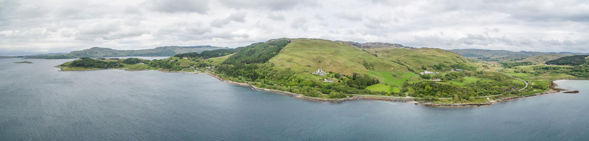Region Loch Melfort