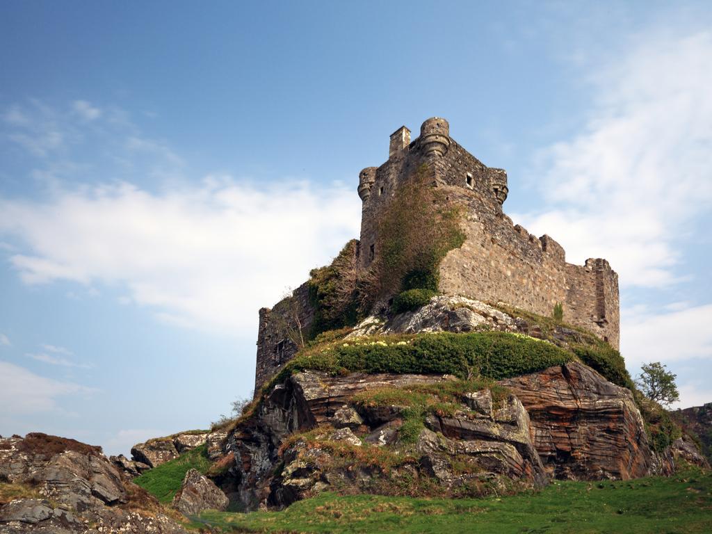 Activity Castle Tioram