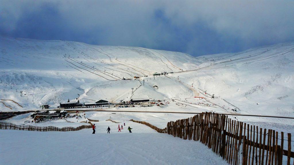 Activity Glenshee Skiing and Summer Activities