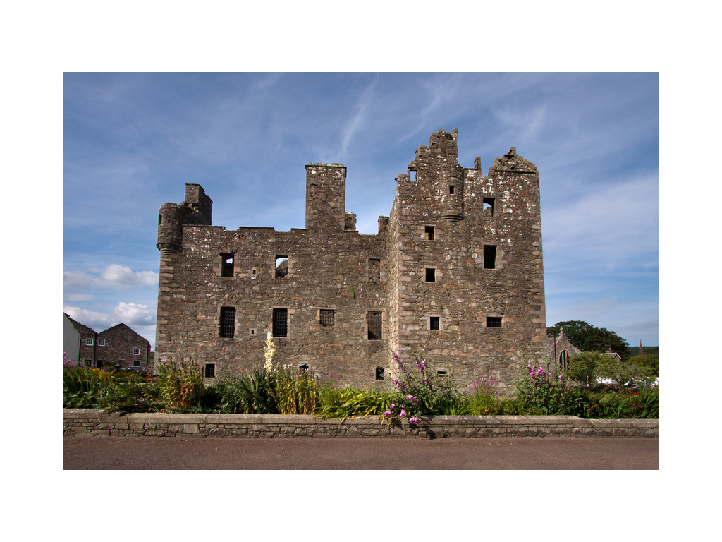 Activity Maclellan's Castle
