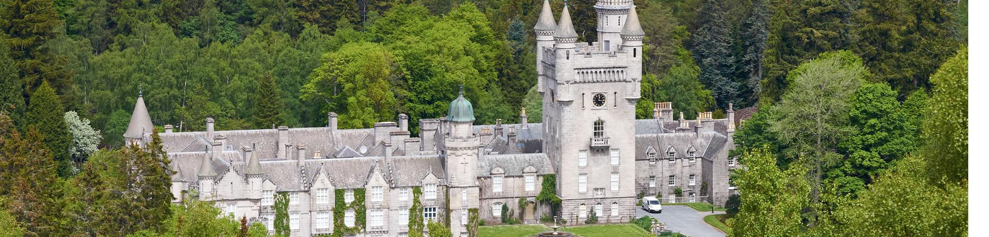 Balmoral Castle Estate, Aberdeenshire