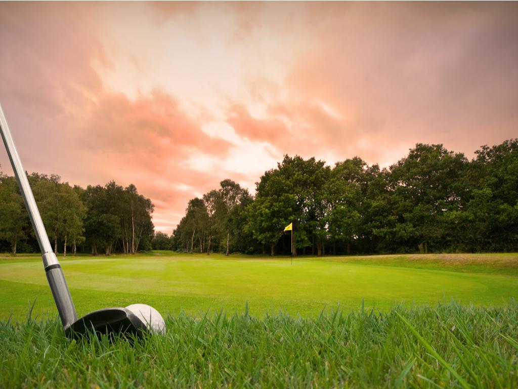 Activity Luffness Golf Club