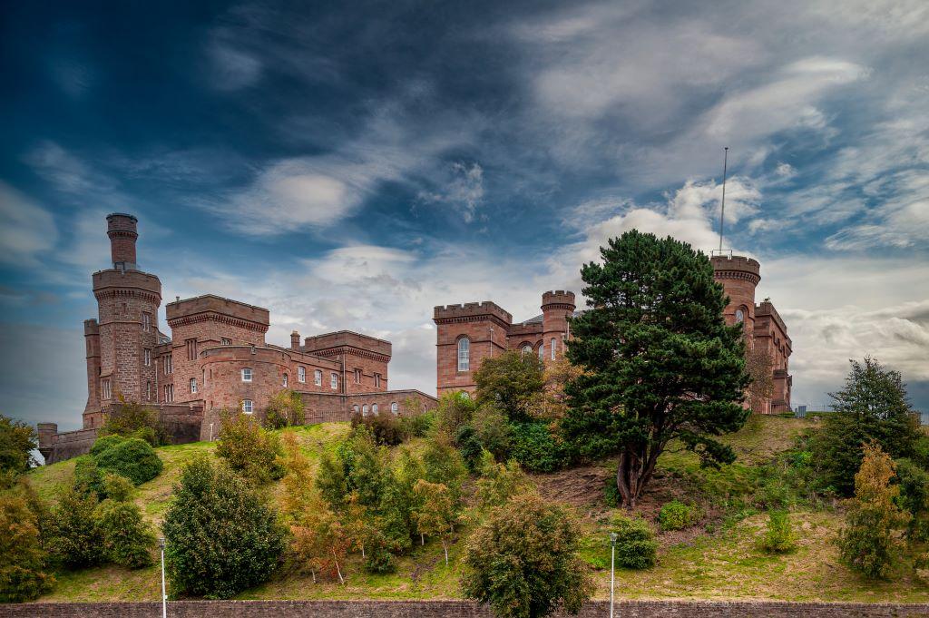 Activity Inverness Castle