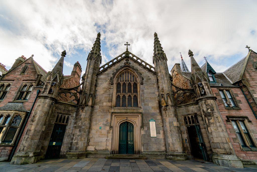 Activity St. Mary's catholic church