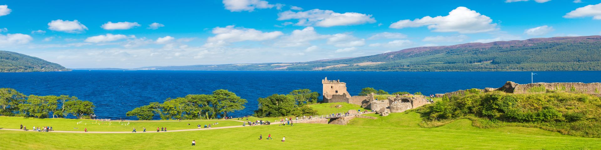 Urquhart Castle Great Glen Invernesshire
