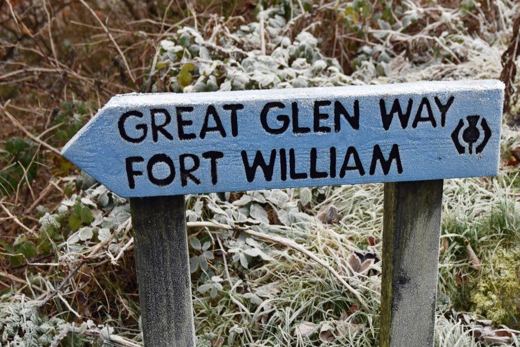 Things to do Walk the Great Glen Way