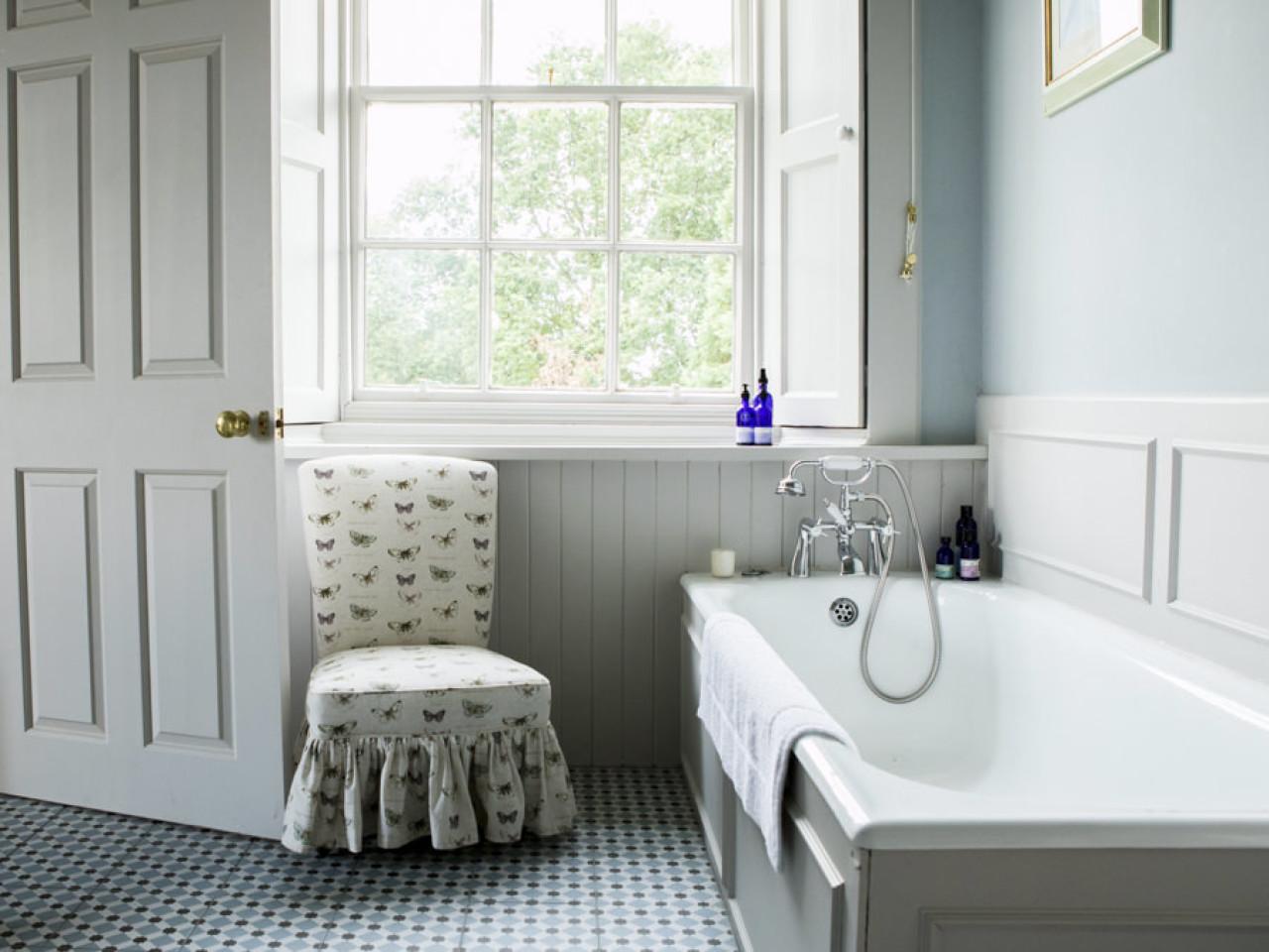 The Tay View - bathroom