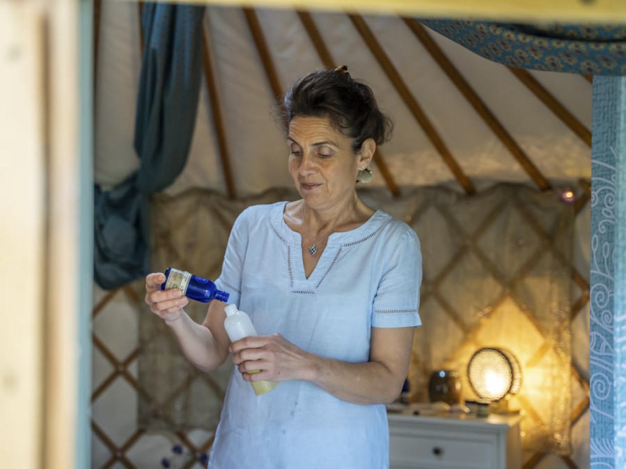 Fiona Leslie - Massage Therapist