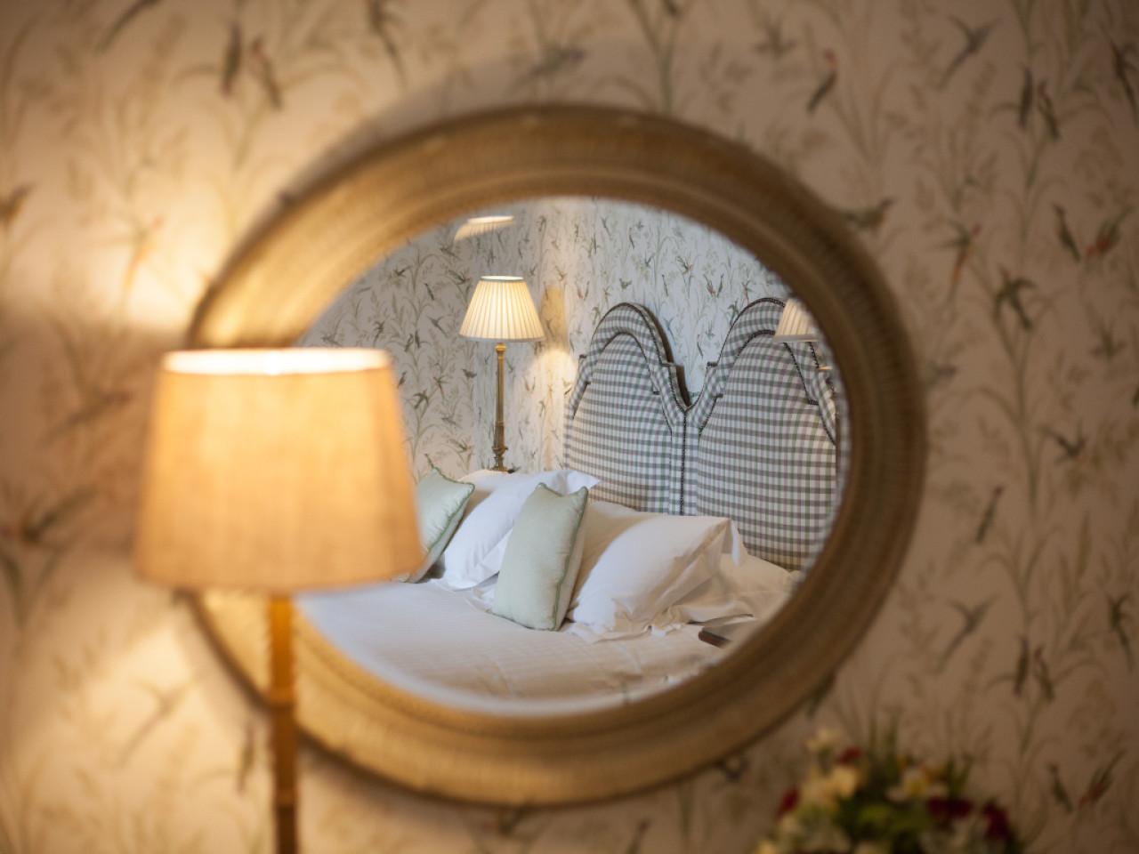 Stay at Abbotsford, Sophia bedroom