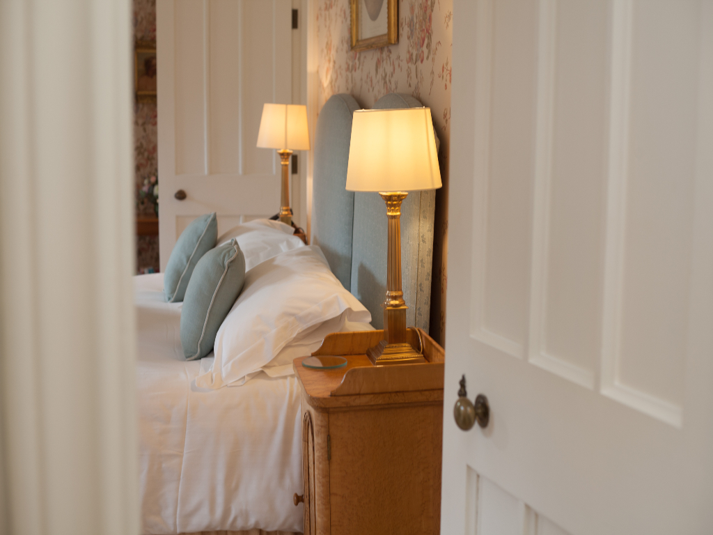 Stay at Abbotsford, Lady Scott Room