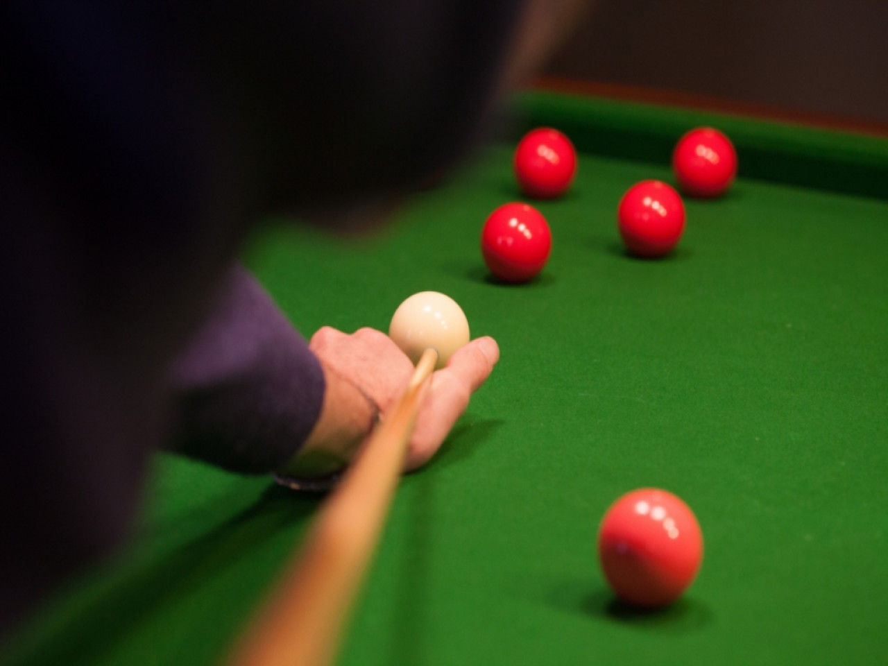 Stay at Abbotsford, Billiard Room