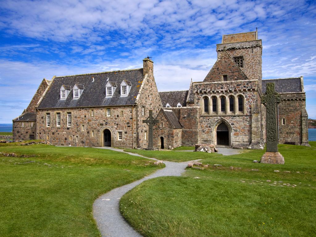 Activity Iona Abbey and Nunnery