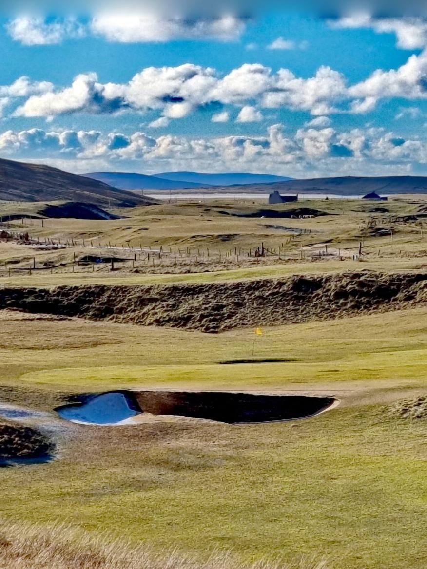 Things to do The Isle of Harris Golf club