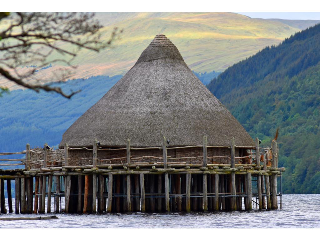Things to do The Scottish Crannog Centre